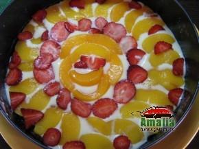 "Tort ""Floare de primavara"" (IMG 5603 290x217)   imagine reteta"