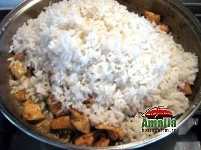 Piept de pui cu orez (IMG 58291 290x217)   imagine reteta