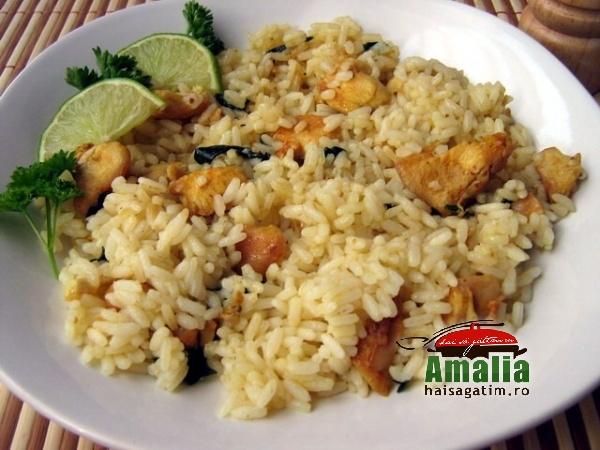 Piept de pui cu orez (IMG 5838)   imagine reteta