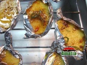 Ciuperci umplute cu sunca si legume (IMG 6239 113 290x217)   imagine reteta