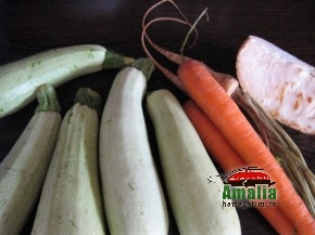 Dovlecei umpluti cu legume si sunca (IMG 6286 290x217)   imagine reteta