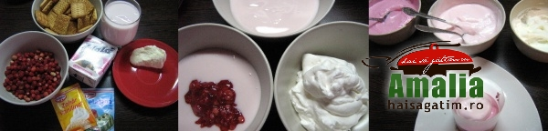 Turnulete cu fragute si iaurt (IMG 631444)   imagine reteta