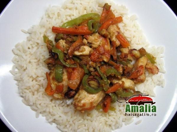 Pui la wok (IMG 12666)   imagine reteta