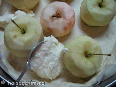 Tarta  roata cu mere si mac (152)   imagine reteta