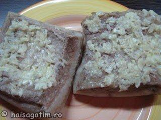 Gusa de porc cu usturoi (56)   imagine reteta