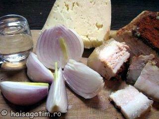 Gusa de porc cu usturoi (725)   imagine reteta