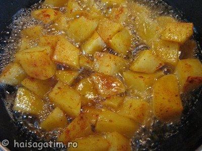 Garnituri   cartofi aurii (IMG 0240)   imagine reteta