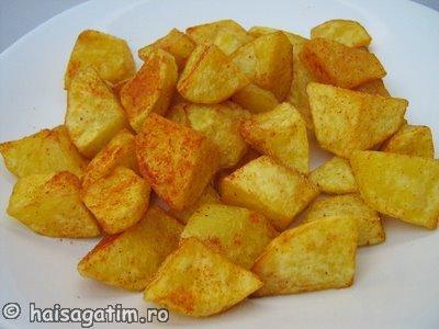 Garnituri   cartofi aurii (IMG 0242)   imagine reteta