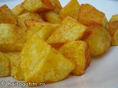 Garnituri   cartofi aurii (IMG 0245)   imagine reteta