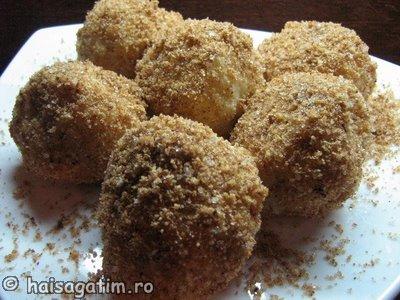 Gomboti cu prune aluat cu cartofi (IMG 0459)   imagine reteta
