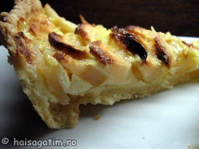 Tarta cu mere (IMG 07899)   imagine reteta