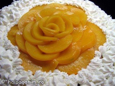 Tort cu crema de lapte (IMG 22400)   imagine reteta