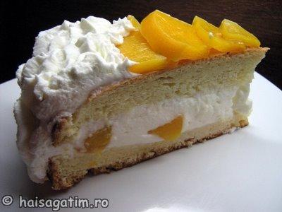 Tort cu crema de lapte (IMG 22588)   imagine reteta