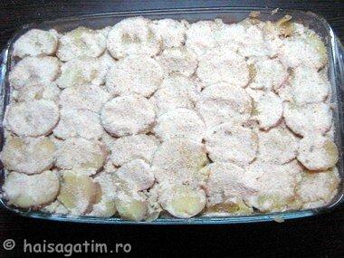 Musaca cu legume (de post) (IMG 32155)   imagine reteta