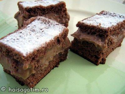 Prajitura cu crema de nutella (IMG 34822)   imagine reteta