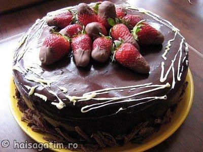 Tort cu mousse de ciocolata (IMG 5236)   imagine reteta