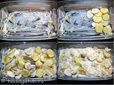 Cartofi cu ou la cuptor (cartofi11)   imagine reteta