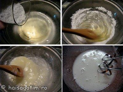 Meringue ( bezea ) cu cacao (merengue11)   imagine reteta
