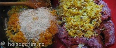 Sarmale (orez)   imagine reteta