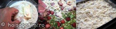 Streusel prajitura cu rubarba (spr5)   imagine reteta