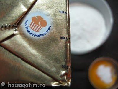 Tarte fragede cu crema de iaurt si frisca (tarta21)   imagine reteta