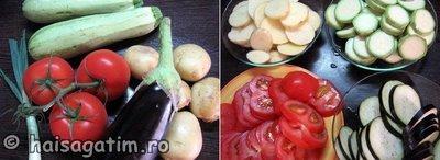 Tian de legume (tatin0)   imagine reteta