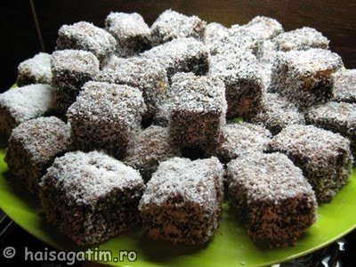 Prajitura Tavalita cu nuca de cocos (tava7)   imagine reteta