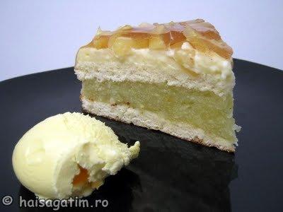 Tort cu mere (tortm3)   imagine reteta