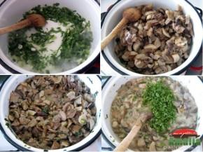 Ciuperci cu ceapa verde si leurda (ciuperci3 290x217)   imagine reteta