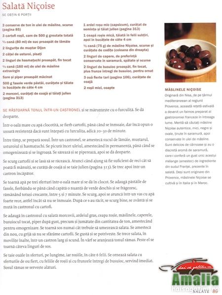 Salata Nicoise (reteta salata)   imagine reteta