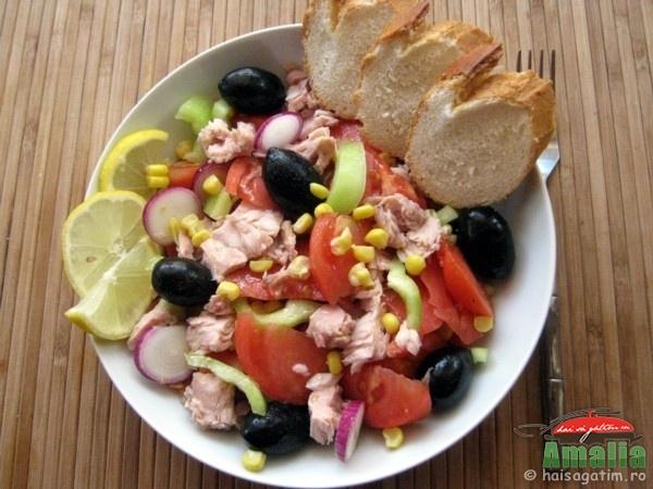 Salata de ton  (Salatadeton0)   imagine reteta