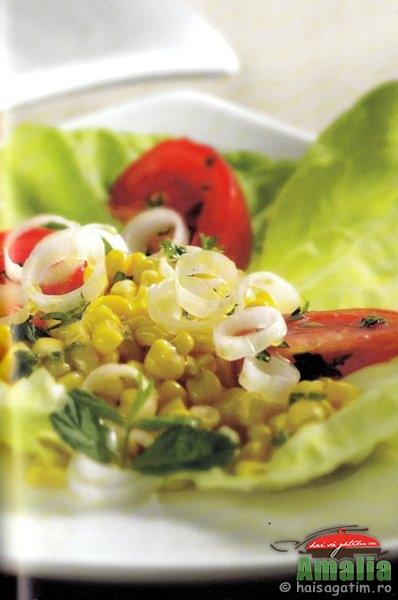 Salata cu menta (Liban) (salata 0001 NEW)   imagine reteta
