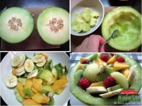 Salata de fructe in pepene (salatadefructeinpepene1 290x217)   imagine reteta