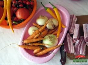 Costita de porc cu legume (costitaculegume1 290x217)   imagine reteta