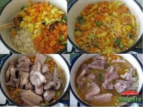 Costita de porc cu legume (costitaculegume3 290x217)   imagine reteta