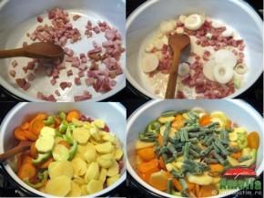 Mancare cu legume si bacon (mancarecubacon3 290x217)   imagine reteta