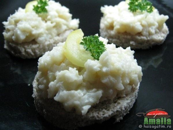 Salata de conopida cu maioneza de post (salatadeconopidacumaioneza0)   imagine reteta