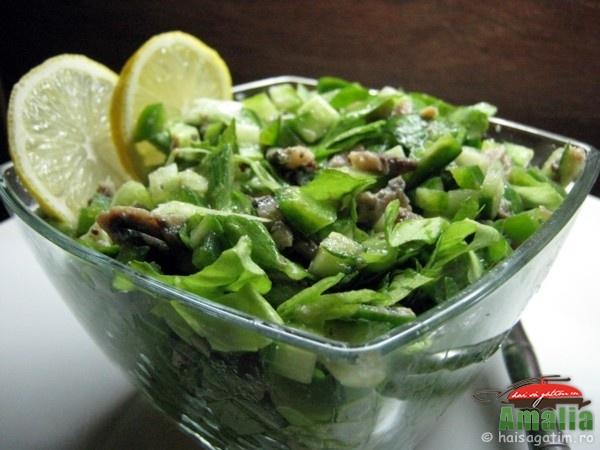 Salata Marea verde (salata01)   imagine reteta