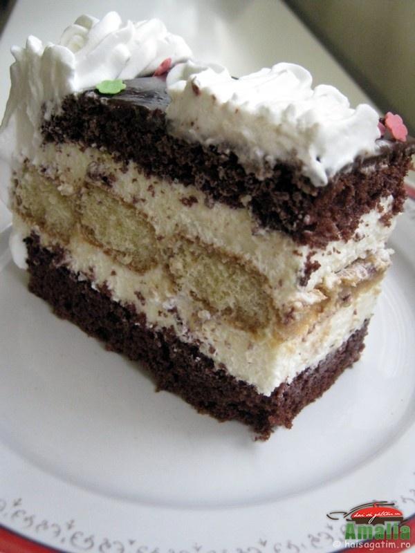 Tort Pasiune (tort00)   imagine reteta