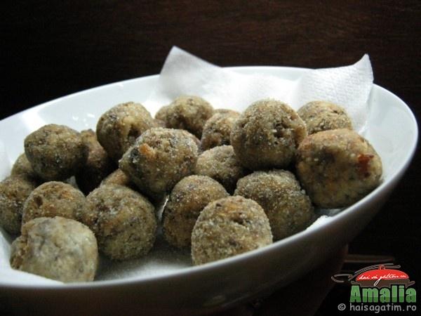 Chiftelute de ciuperci (chiftelute de ciuperci 0)   imagine reteta