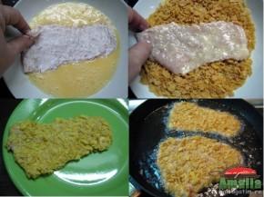 Snitel de curcan cu crusta crocanta (snitel de curcan cu crusta crocanta 1 290x217)   imagine reteta