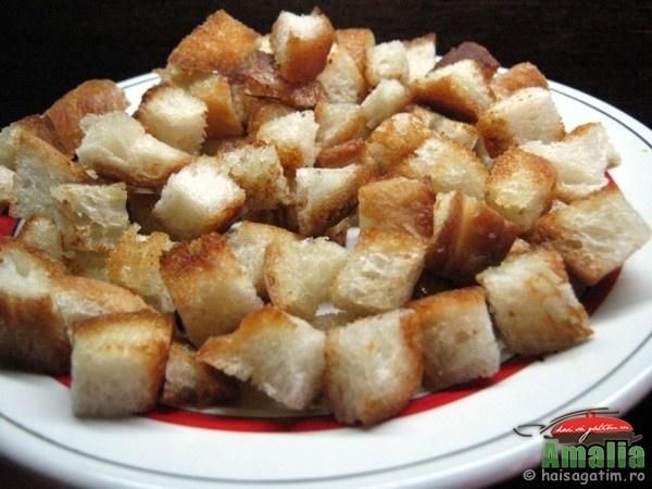 Crutoane de paine (crutoane de paine 0)   imagine reteta