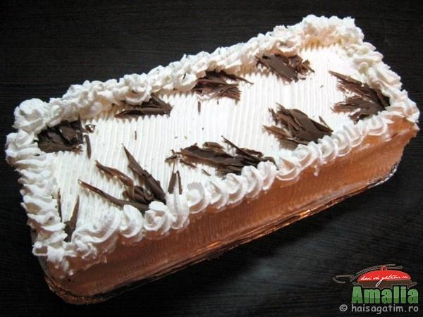 Tort cu crema de castane (tort cu crema de castane 4)   imagine reteta