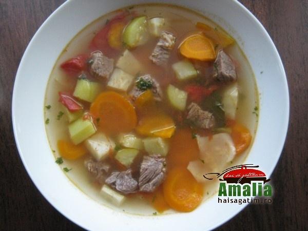 Supa de vacuta (supa de vacuta)   imagine reteta