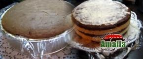 Tort cu mousse de lamaie (Tort cu mousse de lamaie 5 290x120)   imagine reteta