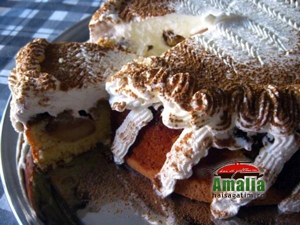 Tort cu mere (tort cu mere 0)   imagine reteta