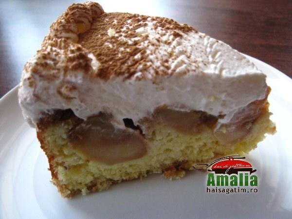 Tort cu mere (tort cu mere 5)   imagine reteta