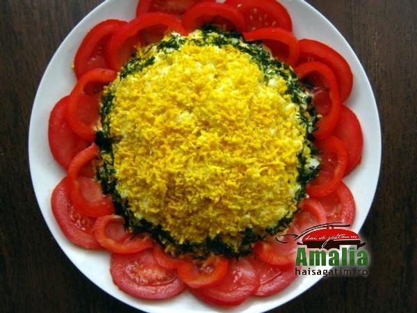 Salata Floare de vara cu conopida (Salata cu conopida 0)   imagine reteta