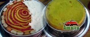Tort cu jeleu de capsuni si crema de unt (Tort cu jeleu de capsuni 7 290x120)   imagine reteta
