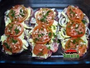 Carne de porc la cuptor cu rosii (Carne de porc la cuptor 6 290x217)   imagine reteta
